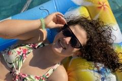 Corona Swimming