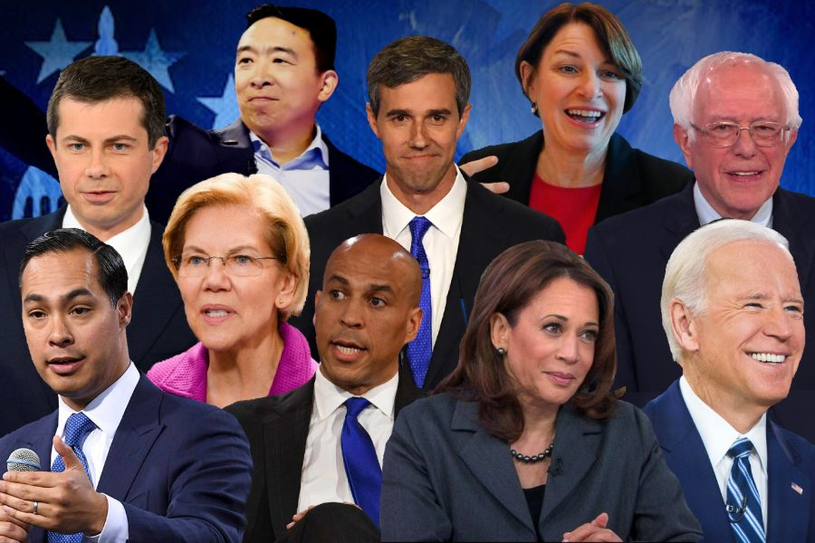 A Cheat Sheet for the 2020 Elections (Democratic Party)