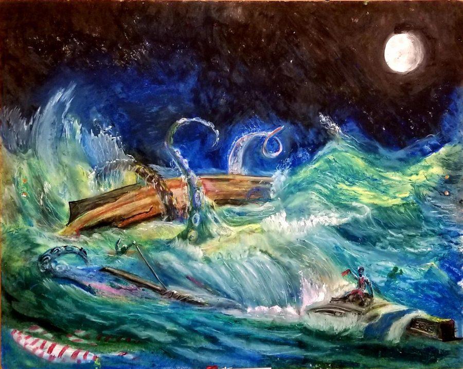 Raymond Rodriguezs, the Kraken