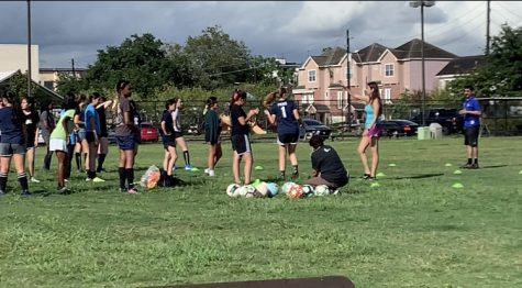 The Girl's Soccer Team Tryouts Spells Hope for New Talent
