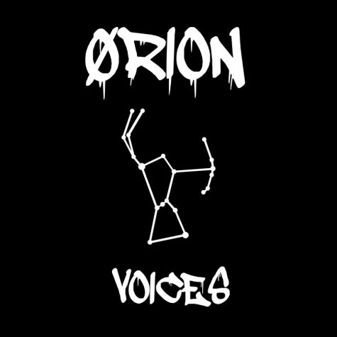 Ørion's first album cover.