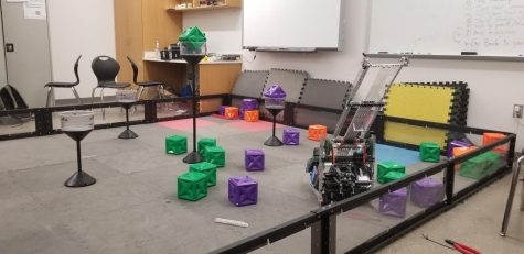The Nuts and Bolts for Robotics Team to Sweep The VEX Robotics World Championships This Year