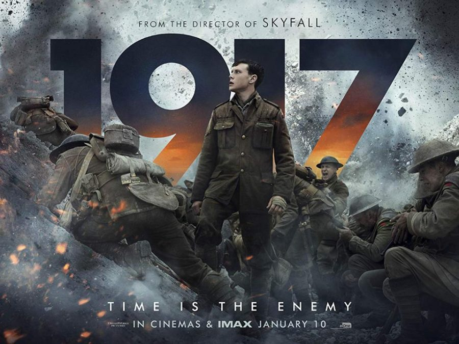 1917-+First+Ever+%22One+Shot%22+WWI+Movie