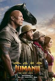 Jumanji: The Next Level- Camels and Mandrils- Oh My!