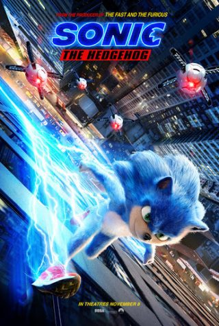 Gotta go fast- Into the theaters for Sonic the Hedgehog!