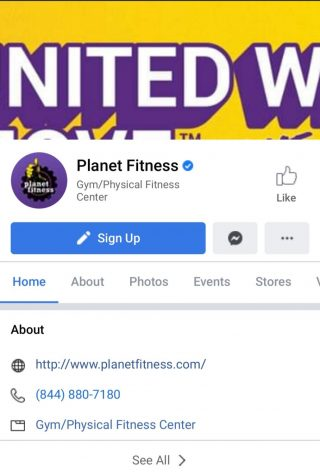 Get in shape with Planet Fitness Online