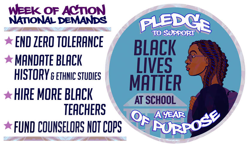 Black Lives Matter protests have inspired students all over the country to demand racial justice in school curriculum and policing.