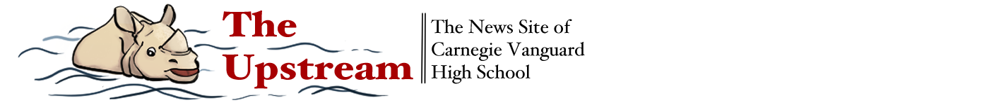 The News Site of Carnegie Vanguard High School