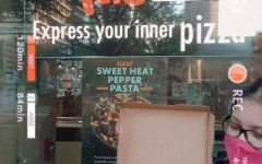 Your Pizza Pie storefront on Main Street