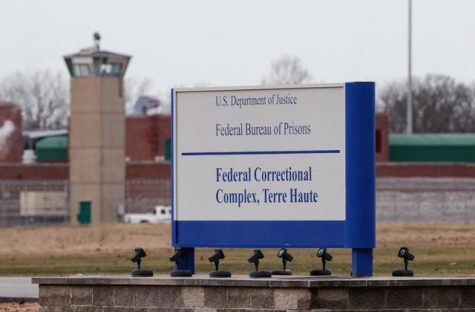 The federal executions were carried out in Terre Haute, Indiana.