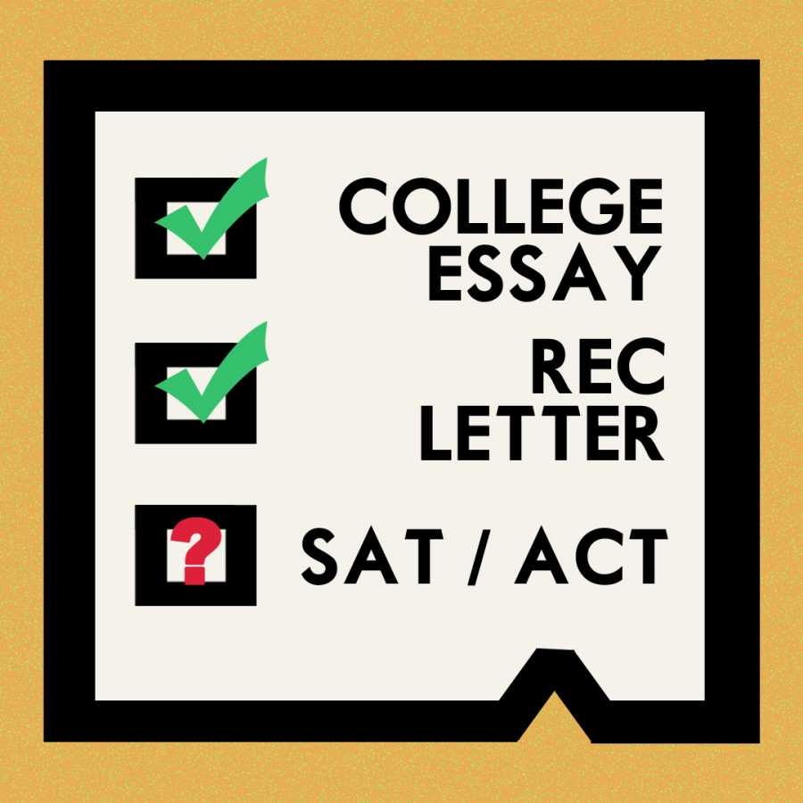 The majority of colleges around the U.S. have turned to SAT-test option for students applying this year.