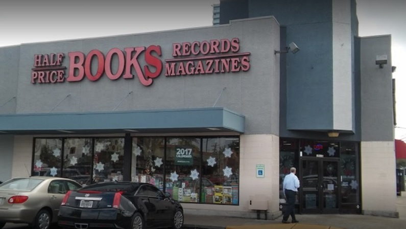 The Montrose neighborhood Half Price Books closed this past January 17.