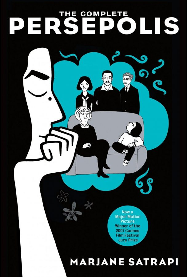 Persepolis captures the struggles and triumphs of being a woman and growing up in post-revolutionary Iran.