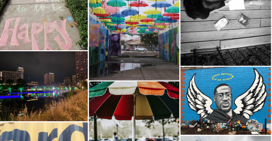 The Eye on Houston exhibit, featuring the photography of the city by Houston teens, is now on exhibit at the MFAH through the Winter of 2022.