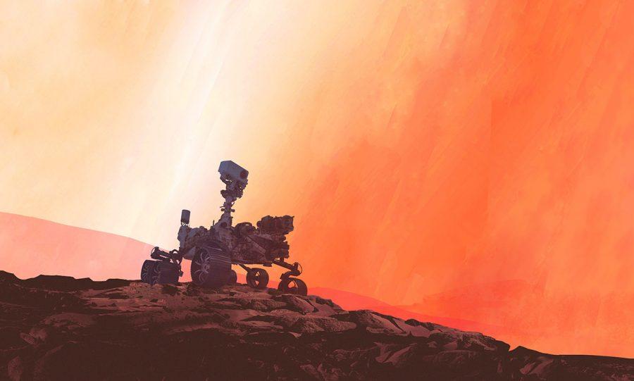 NASA's 2020 Mars Rover is named Perseverance