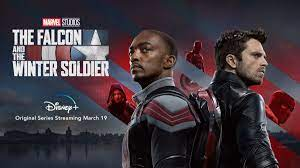 The star-studded Falcoln and the Winter Soldier is Marvel