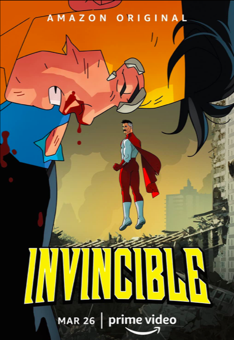 Finding Love in the Dark- Invincible: The Hit Series from Amazon Prime