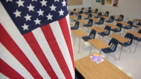 """HB 2497 and HB 3979 would promote """"patriotic education"""" and restrict the teaching of critical race theory and current events."""