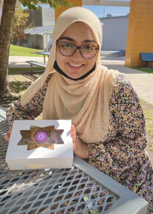 Junior Fatima Ahmed runs a baking company that sells a variety of delectable goods all while dealing with the stresses of being a student at Carnegie.